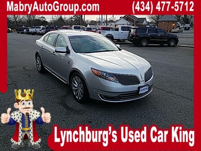 2013 Lincoln MKS Base Sedan