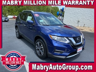 New 2020 Nissan Rogue SV SUV for sale in Lynchburg