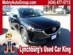 Used 2017 Mazda CX-5 Touring SUV for sale in Lynchburg VA