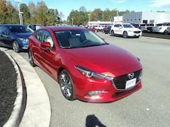 New 2018 Mazda Mazda3 Grand Touring Sedan for sale in Lynchburg VA