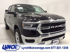 2019 Ram 1500 BIG HORN / LONE STAR CREW CAB 4X4 5'7 BOX Crew Cab for sale in Mukwonago, WI at Lynch Chrysler Dodge Jeep Ram