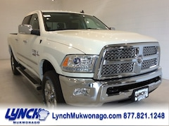 2018 Ram 2500 LARAMIE CREW CAB 4X4 6'4 BOX Crew Cab 3C6UR5FL7JG338490 for sale in Mukwonago, WI at Lynch Chrysler Dodge Jeep Ram