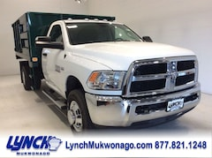2017 Ram 3500 TRADESMAN CHASSIS REGULAR CAB 4X4 167.5 WB Regular Cab for sale in Mukwonago, WI at Lynch Chrysler Dodge Jeep Ram