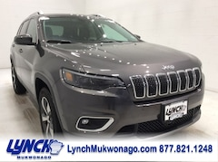 2019 Jeep Cherokee LIMITED 4X4 Sport Utility for sale in Mukwonago, WI at Lynch Chrysler Dodge Jeep Ram