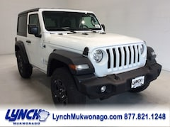 2018 Jeep Wrangler SPORT 4X4 Sport Utility for sale in Mukwonago, WI at Lynch Chrysler Dodge Jeep Ram