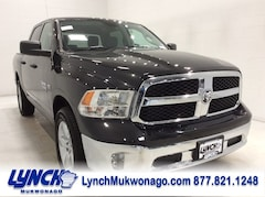 2019 Ram 1500 CLASSIC TRADESMAN CREW CAB 4X4 5'7 BOX Crew Cab for sale in Mukwonago, WI at Lynch Chrysler Dodge Jeep Ram