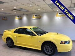 2001 Ford Mustang GT Coupe