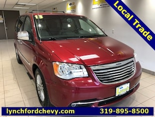 2013 Chrysler Town & Country Touring-L Van LWB Passenger Van