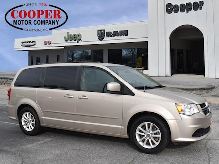 2016 Dodge Grand Caravan SXT SXT  Mini-Van
