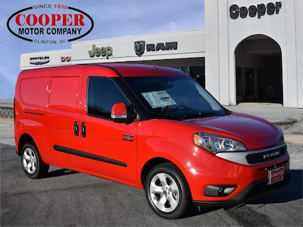 2021 Ram ProMaster City TRADESMAN SLT CARGO VAN Cargo Van