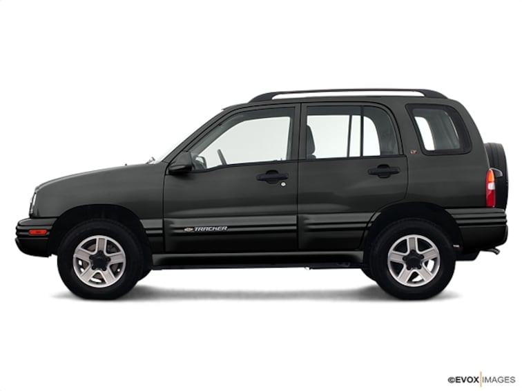 Used 2004 Chevrolet Tracker SUV H198757A for sale near Jersey City