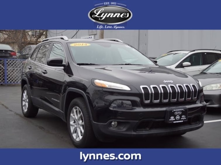 Used 2014 Jeep Cherokee Latitude 4x4 SUV HE4768A for sale near Jersey City