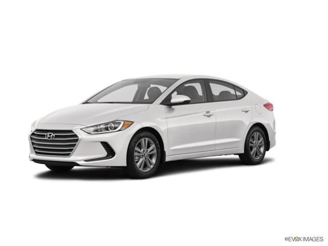 2018 Hyundai Elantra SEL w/SULEV A6 Sedan