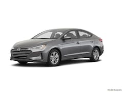2020 Hyundai Elantra SEL SEL  Sedan SULEV