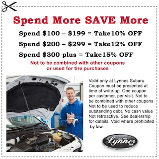 Spend More Save More