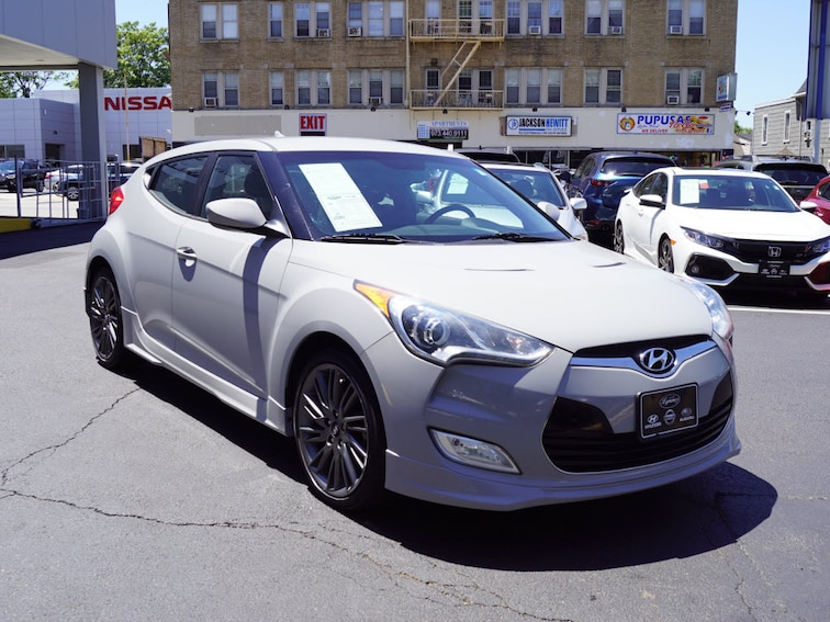 Used 2013 Hyundai Veloster RE:MIX RE MIX  Coupe S191245A for sale near Jersey City