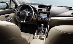 Subaru Impreza Interior Lynnes Subaru