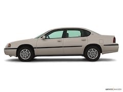 Used 2002 Chevrolet Impala 4DR SDN Sedan SE1464A for sale at Lynnes Subaru in Bloomfield, New Jersey