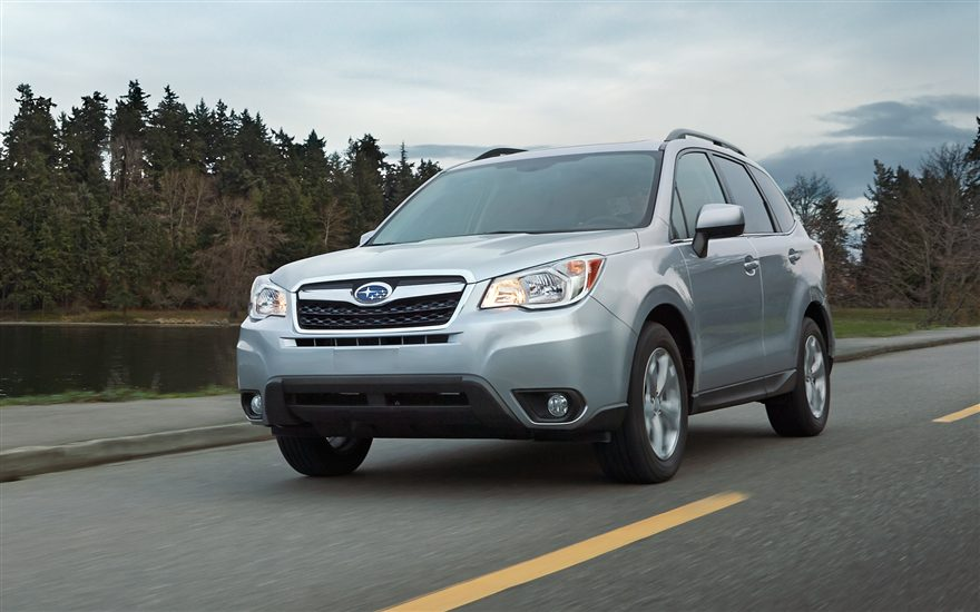 2015 subaru forester warranty and maintenance booklet pdf