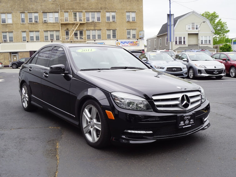 Used 2011 Mercedes-Benz C-Class 4DR SDN 3.0L C 30 AWD C 300 Sport 4MATIC  Sedan SE1355A for sale near Jersey City
