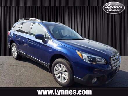 Featured Used 2017 Subaru Outback Premium 2.5i Premium SE1846P for Sale near Jersey City, NJ