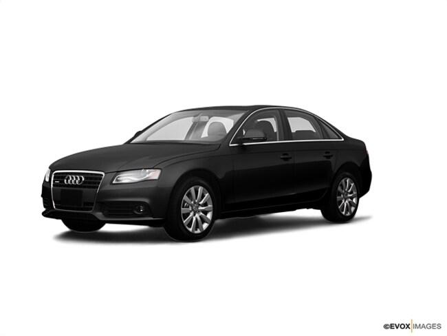 2009 Audi A4 2.0T Prem Plus AWD 2.0T quattro Premium Plus  Sedan 6A