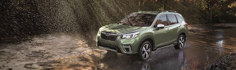 Subaru Forester Vs Honda Hr V Bloomfield Nj Lynnes Subaru