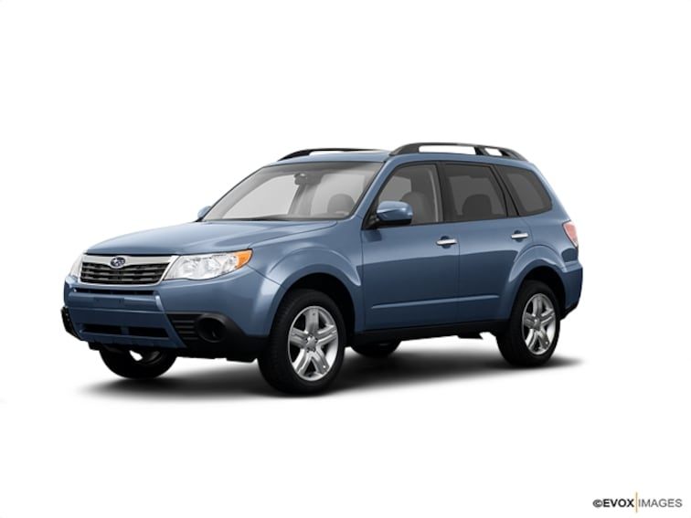 Used 2009 Subaru Forester X AWD 2.5 X  Wagon 5M S191377A for sale near Jersey City