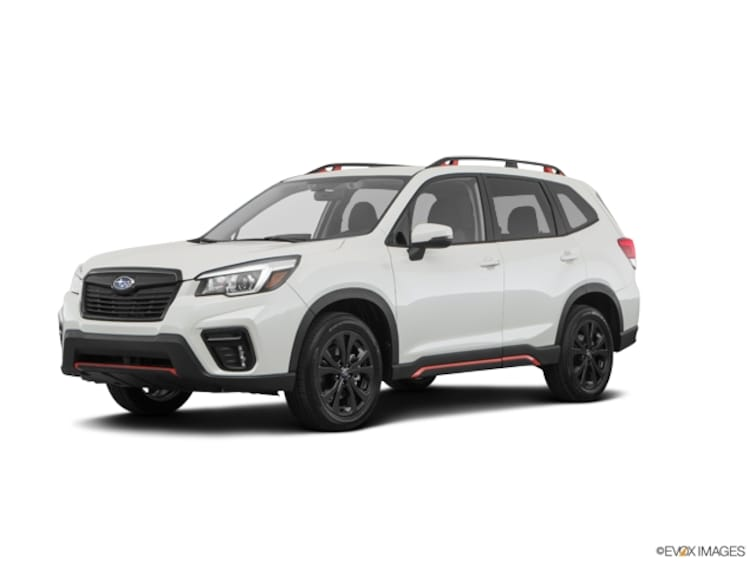 New 2019 Subaru Forester Sport SUV S191416 For Sale in  Bloomfield, NJ