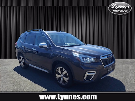 Featured Used 2019 Subaru Forester Touring 2.5i Touring SE1882P for Sale near Jersey City, NJ