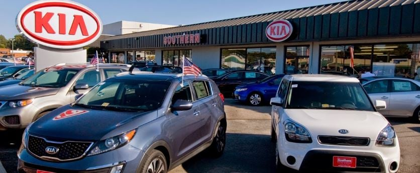 Attractive Drivers From The Portsmouth, VA Area Can Count On Southern Kia  Lynnhaven  To Be A One Stop Shop For All Of Their Automotive Needs