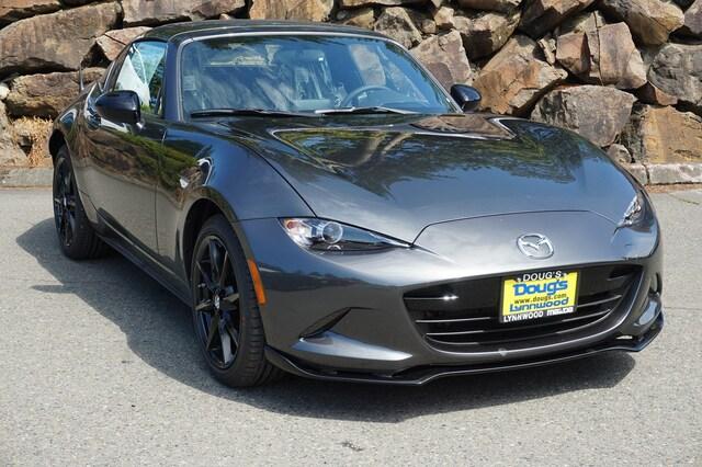 New Mazda MX-5 Miata RF Cars for Sale Seattle Area Car
