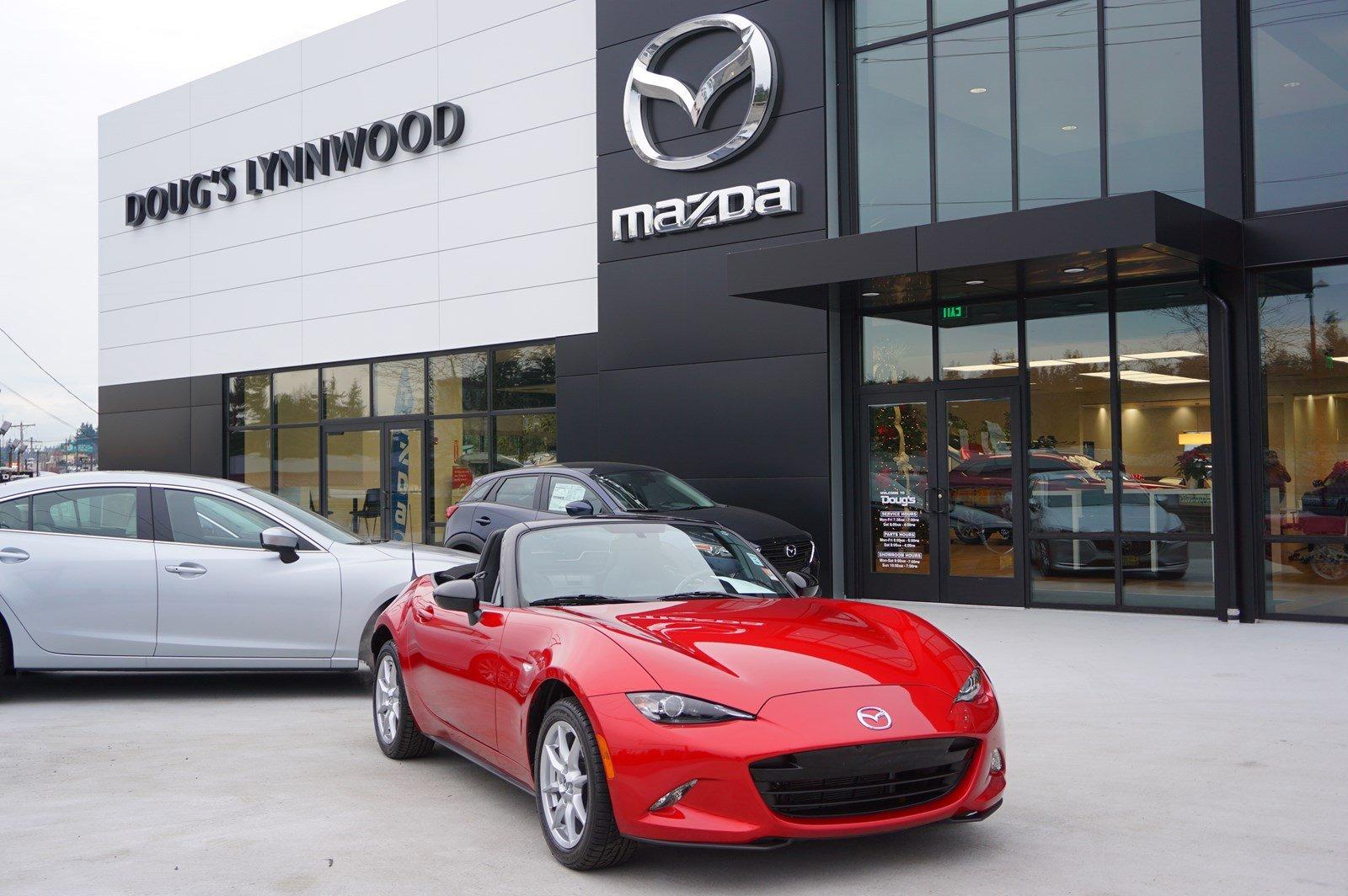 2016 Mazda Mazda MX-5 Miata Sport Convertible