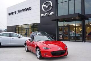 2016 Mazda Mazda MX-5 Miata Sport Convertible For Sale in Edmonds, Washington