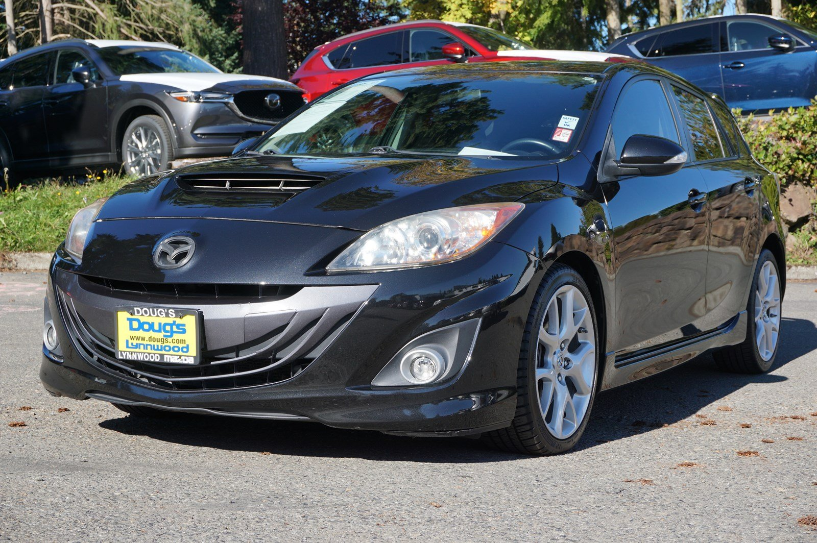 Mazdaspeed3 For Sale >> Used 2011 Mazda Mazdaspeed3 For Sale Near Seattle In Edmonds Wa 191008d