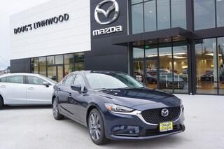 New 2020 Mazda Mazda6 Touring Sedan in Edmonds near Seattle, WA