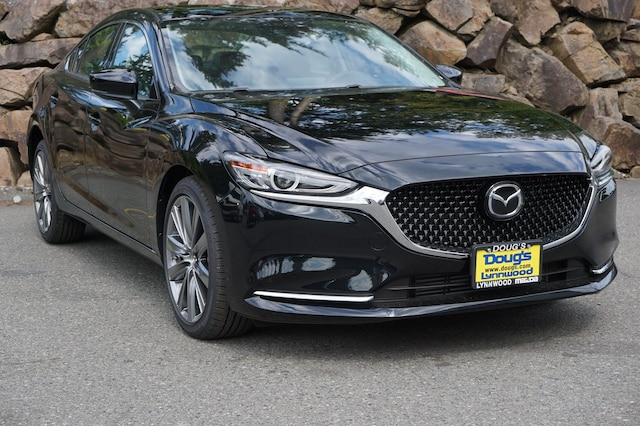 Mazda Near Me >> New Mazda6 For Sale In Seattle Area At Edmonds Dealer Near Me