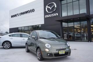 2012 FIAT 500 Sport Hatchback For Sale in Edmonds, Washington