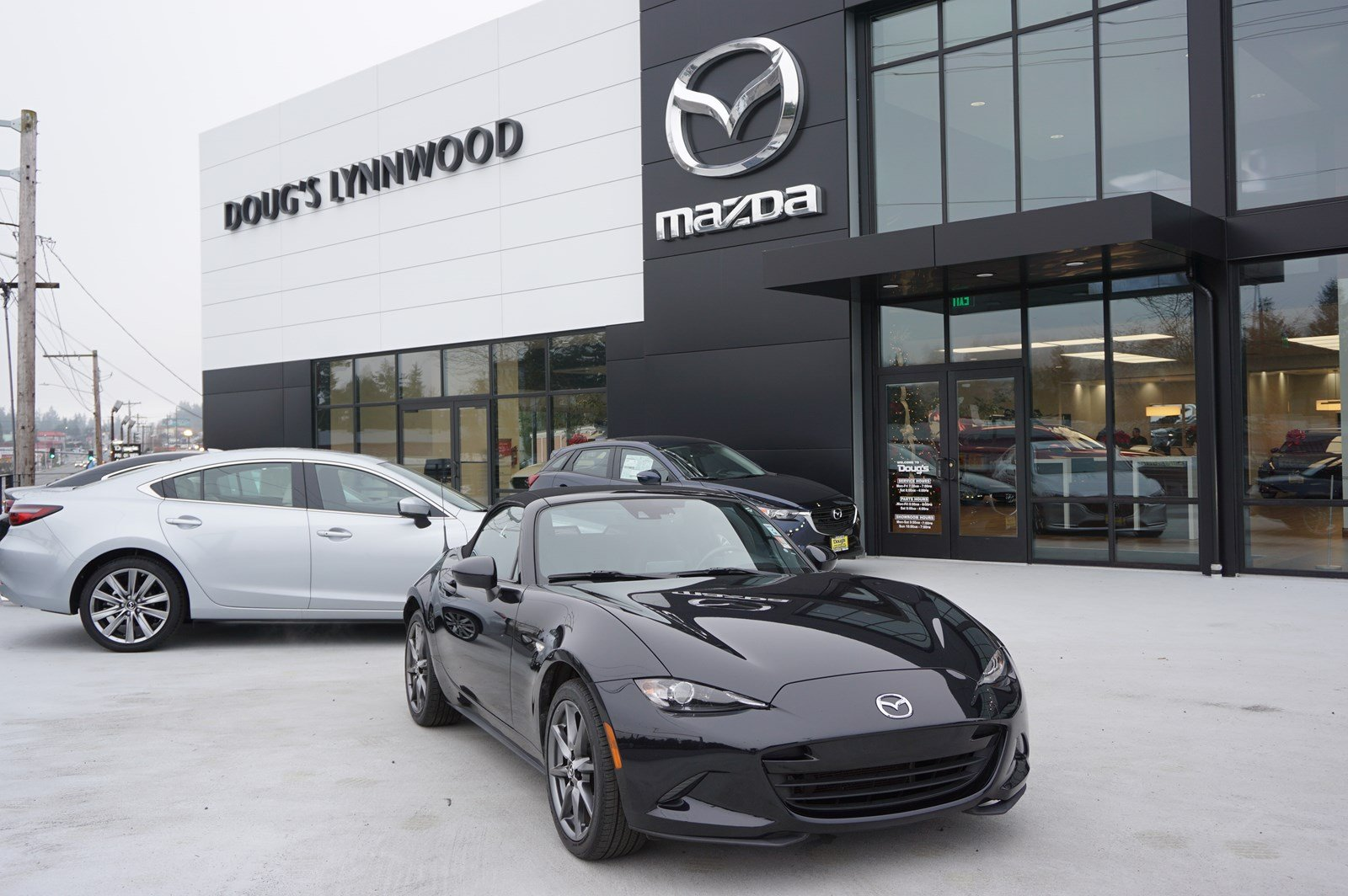 2016 Mazda Mazda MX-5 Miata Grand Touring Convertible