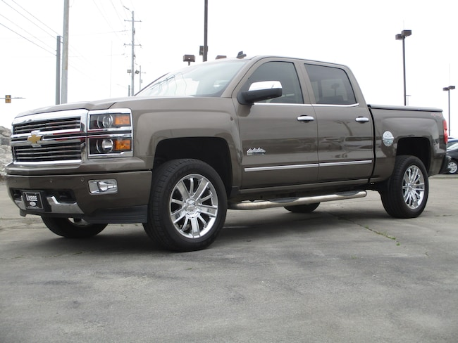 2014 Chevrolet Silverado 1500 High Country 4WD Crew Cab 143.5 High Country