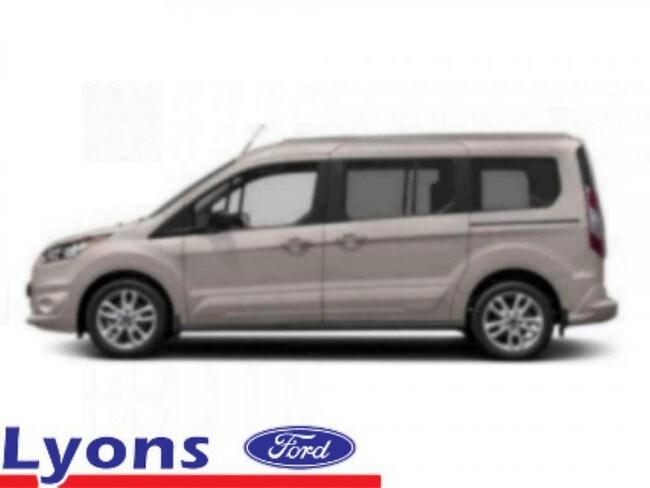2018 Ford Transit Connect Wagon Titanium LWB w/Rear Liftgate