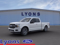 2020 Ford F-150 XLT XLT 4WD SuperCab 6.5 Box