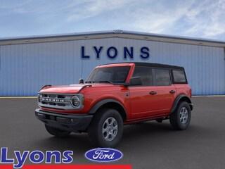 2021 Ford Bronco BIG BEND 221A