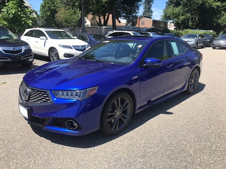 2018 Acura TLX 3.5L Tech & A-Spec Pkgs Sedan