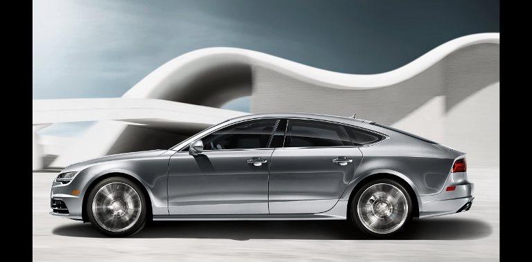 LyonWaugh Auto Group Updated Audi A Debuts At Detroit Auto Show - Audi detroit