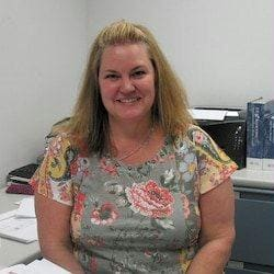 Cheryl Collins Office Manager
