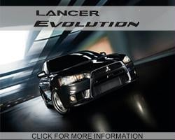 Mitsubishi Lancer Evolution Accessories
