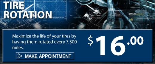 Tire Rotation, Fresno Subaru, Make an appointment