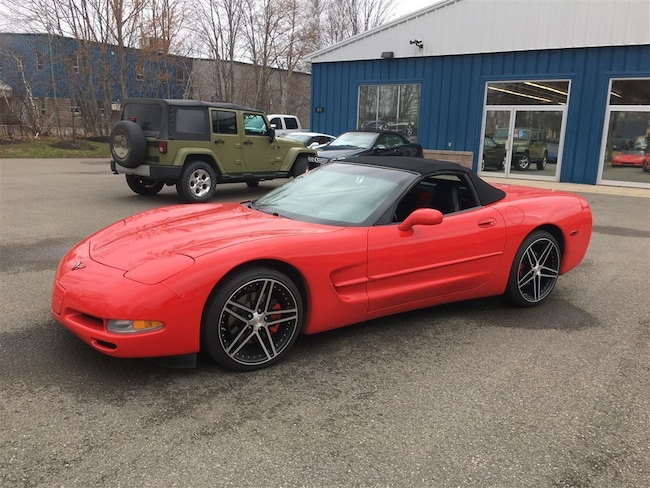 2004 Chevrolet Corvette Convertible, only 85K Convertible