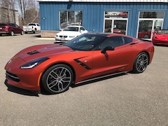 2015 Chevrolet Corvette 3LT Coupe